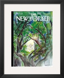 The New Yorker Cover - May 3, 2004 Framed Giclee Print by Jean-Jacques Semp&#233;