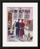 The New Yorker Cover - September 27, 1941 Framed Giclee Print by Constantin Alajalov