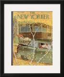 The New Yorker Cover - October 6, 1951 Framed Giclee Print by Garrett Price