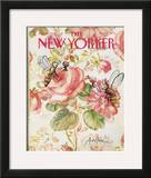 The New Yorker Cover - July 1, 1991 Framed Giclee Print by Andre Francois