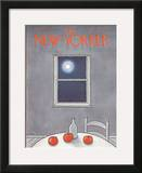 The New Yorker Cover - March 11, 1972 Framed Giclee Print by Pierre LeTan