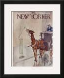 The New Yorker Cover - April 2, 1932 Framed Giclee Print by Julian de Miskey