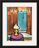The New Yorker Cover - November 22, 1969 Framed Giclee Print by Donald Reilly