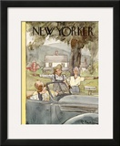 The New Yorker Cover - July 16, 1938 Framed Giclee Print by Perry Barlow