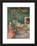 The New Yorker Cover - October 21, 1961 Framed Giclee Print by Mary Petty