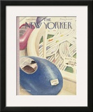 The New Yorker Cover - June 1, 1940 Framed Giclee Print by William Cotton