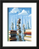 The New Yorker Cover - November 6, 2006 Framed Giclee Print by Eric Drooker