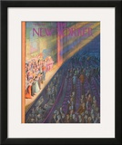 The New Yorker Cover - March 10, 1956 Framed Giclee Print by Arthur Getz