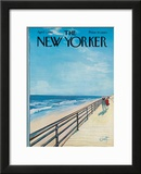 The New Yorker Cover - April 1, 1967 Framed Giclee Print by Arthur Getz