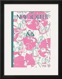 The New Yorker Cover - August 29, 1925 Framed Giclee Print by Garrett Price