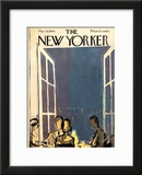 The New Yorker Cover - May 30, 1964 Framed Giclee Print by Arthur Getz