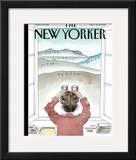 The New Yorker Cover - October 6, 2008 Framed Giclee Print by Barry Blitt