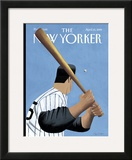 The New Yorker Cover - April 12, 1999 Framed Giclee Print by Mark Ulriksen