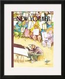 The New Yorker Cover - September 1, 2003 Framed Giclee Print by Carter Goodrich