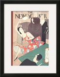 The New Yorker Cover - March 1, 1930 Framed Giclee Print by Rea Irvin