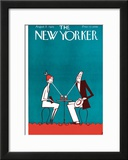 The New Yorker Cover - August 8, 1925 Framed Giclee Print by Julian de Miskey
