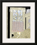 The New Yorker Cover - June 9, 2003 Framed Giclee Print by Gahan Wilson