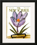The New Yorker Cover - March 25, 1967 Framed Giclee Print by Abe Birnbaum