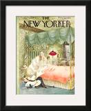 The New Yorker Cover - March 3, 1956 Framed Giclee Print by Mary Petty