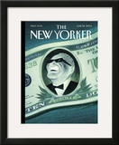 The New Yorker Cover - June 28, 2004 Framed Giclee Print by Eric Palma