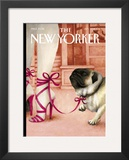 The New Yorker Cover - September 27, 2004 Framed Giclee Print by Ana Juan