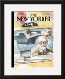 The New Yorker Cover - May 23, 2005 Framed Giclee Print by Barry Blitt