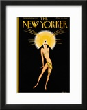 The New Yorker Cover - September 19, 1925 Framed Giclee Print by Max Ree