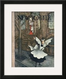 The New Yorker Cover - May 15, 1948 Framed Giclee Print by Mary Petty