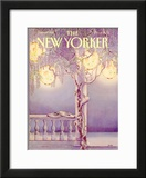 The New Yorker Cover - June 29, 1981 Framed Giclee Print by Jenni Oliver