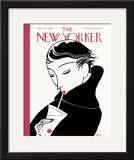 The New Yorker Cover - April 17, 1926 Framed Giclee Print by Clayton Knight