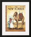 The New Yorker Cover - May 22, 2006 Framed Giclee Print by Anita Kunz