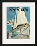 The New Yorker Cover - July 22, 1950 Framed Giclee Print by Garrett Price