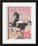 The New Yorker Cover - May 17, 1930 Framed Giclee Print by Rea Irvin
