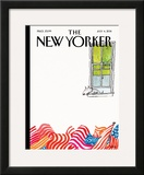 The New Yorker Cover - July 4, 2011 Framed Giclee Print