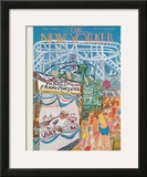 The New Yorker Cover - July 3, 1948 Framed Giclee Print by Ludwig Bemelmans