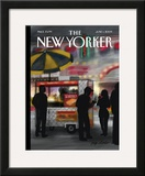 The New Yorker Cover - June 1, 2009 Framed Giclee Print by Jorge Colombo
