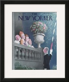 The New Yorker Cover - July 1, 1939 Framed Giclee Print by William Cotton