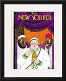 The New Yorker Cover - February 27, 1932 Framed Giclee Print by Leonard Dove