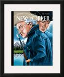 The New Yorker Cover - February 27, 2006 Framed Giclee Print by Mark Ulriksen