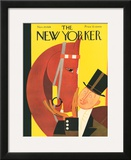 The New Yorker Cover - November 20, 1926 Framed Giclee Print by Andre De Schaub