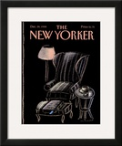 The New Yorker Cover - December 26, 1988 Framed Giclee Print