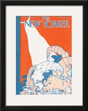 The New Yorker Cover - August 1, 1925 Framed Giclee Print by Garrett Price