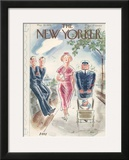 The New Yorker Cover - May 20, 1939 Framed Giclee Print by Leonard Dove
