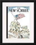 The New Yorker Cover - May 28, 2007 Framed Giclee Print by Barry Blitt