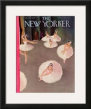 The New Yorker Cover - October 21, 1939 Framed Giclee Print by Susanne Suba