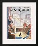 The New Yorker Cover - September 15, 1945 Framed Giclee Print by Garrett Price