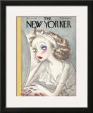 The New Yorker Cover - March 18, 1939 Framed Giclee Print by Barbara Shermund