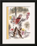 The New Yorker Cover - April 22, 1939 Framed Giclee Print by Leonard Dove