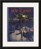 The New Yorker Cover - July 18, 1953 Framed Giclee Print by Arthur Getz