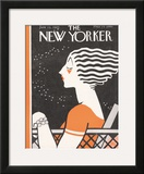 The New Yorker Cover - June 13, 1925 Framed Giclee Print by Barbara Shermund
